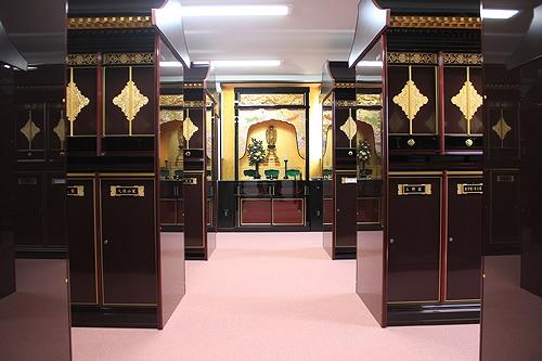 熊本市の納骨堂